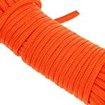BeGrit 10 m 20 m 30 m Floating Rope Anchor Mooring Rope Multifunction Rope 6 mm Kayak Canoe Tow Throw Line with Aluminum… 11