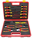 BOOHER 020010515tlg 1000V VDE isoliert Tools Set