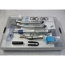 Dental pieza de mano de alta velocidad NSK nuevo estilo bajo Kit (ex203C + 2pana Max) 4agujeros