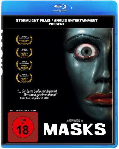 Masks [Blu-ray]