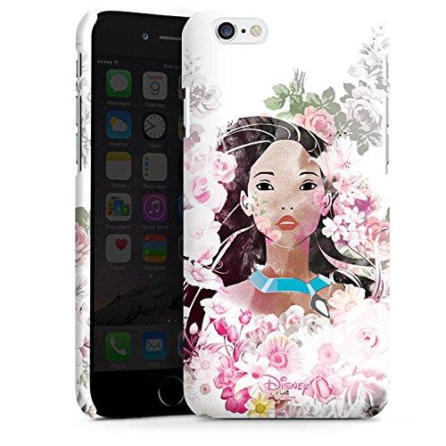 Apple iPhone X Silikon Hülle Case Schutzhülle Disney Pocahontas Geschenke Fanartikel Premium Case matt