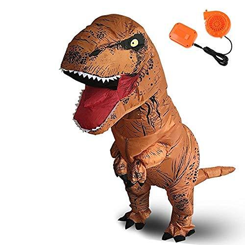 Party gift gonfiabile da dinosauro t-rex costume per travestimento da adulto tuta costume cosplay party