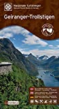 Geiranger-Trollstigen Norwegischen Landschaftsroute