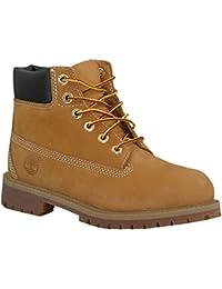 Timberland 6-Inch Premium Waterproof Boot, Botas clásicos para Niños