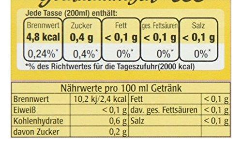 Goldmännchen Tee Beeren-Schlitten Winterliche Beeren, Früchtetee, Früchtemischung20 einzeln versiegelte Teebeutel, 3er Pack (3 x 50 g)
