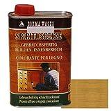 Holz beizen lackieren Eichen Möbel Türen in Eiche hell Borma Wachs Spiritusbeize
