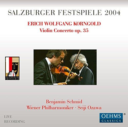 Concerto pour violon et orchestre en ré majeur op.35