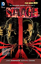DC Universe Presents Volume 2: Vandal Savage TP (The New 52)