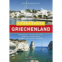 Griechenland 2: Attikaküste • Petalischer Golf • Südlicher Euböa-Golf • Südteil von Euböa • Kykladen