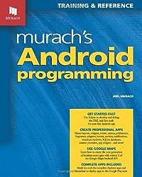 Murach's Android Programming by Joel Murach (2013-09-23)