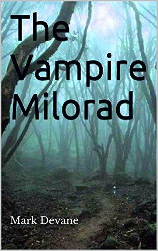 (The Vampire Milorad (English Edition))