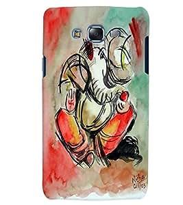 Citydreamz Lord Ganesh/Spiritual/Gods Hard Polycarbonate Designer Back Case Cover For Samsung Galaxy Core Prime G360H/G361H