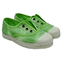 Zapatillas Natural world verde 5