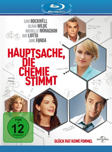 Hauptsache, die Chemie stimmt [Blu-ray]
