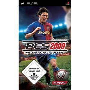 PES 2009 – Pro Evolution Soccer