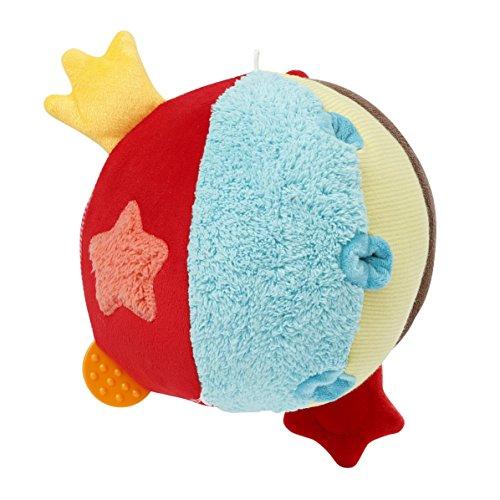BabySun Balle d'Activité Hochet Multicolore