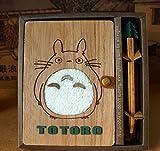 Fashion Kreative Totoro NoteBook Schüler Tagebuch Großes Geschenk