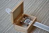 Pack DIY para hacer tu propia caja de música. Contiene manivela musical...