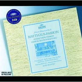 """J.S. Bach: St. Matthew Passion, BWV 244 / Part One - No.11 Evangelist, Jesus, Judas: """"Er antwortete und sprach"""""""
