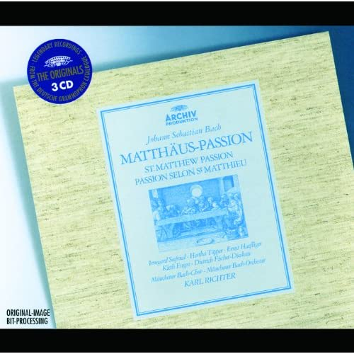 "J.S. Bach: St. Matthew Passion, BWV 244 / Part One - No.4e Evangelist, Jesus: ""Da das Jesus merkete"""