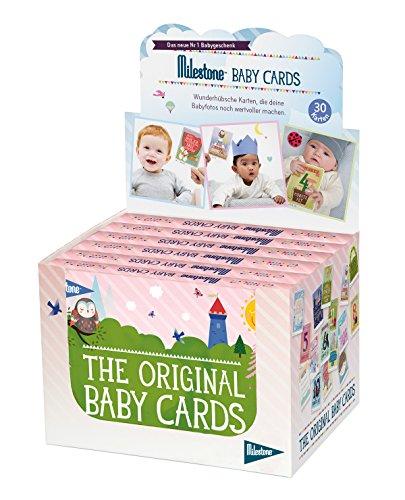 Milestone Baby Cards Erinnerungskarte - 5