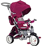 Sun Baby T500/BO - Little Tiger Tricycle Bordo