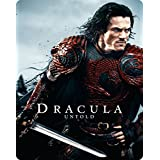 Dracula Untold (2014) Steelbook, Blu-ray + UV-Copy, Limited Edition Steelbook (FR Import mit deutschem Ton), Regionfree, Uncut