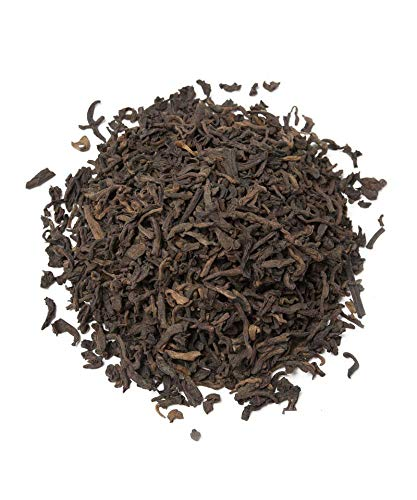 Roter-Tee-pu-erh-Vanille