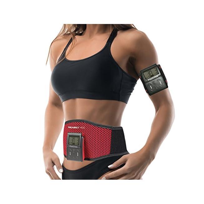 Cinturones electrodos para adelgazar