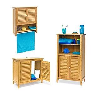 Bambus Badschranke Verschiedene Designs Bambus Freunde