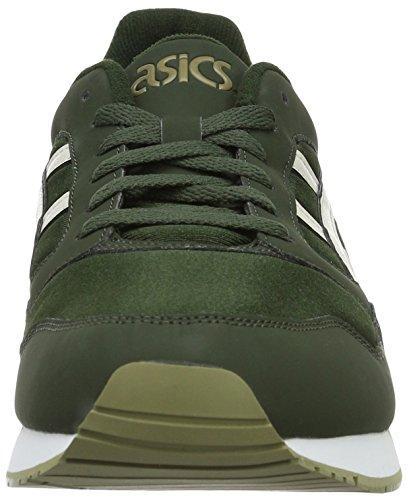 Asics Gel-Atlanis, Chaussures de Course Mixte Adulte Verde (Duffle Bag/Off-White)