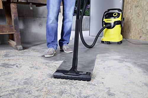 Kärcher WD 5 – Dry-Wet-Staubsauger, 1100 W, 230 V, 25 L - 3