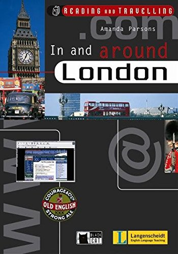 In and around London - Buch mit Audio-CD (English-Speaking World)