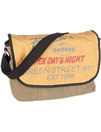 Frankie's Garage Soho Post Bag nature T210056B-063, Sac à main mixte adulte