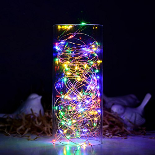100-led-string-fairy-lights-10m-with-remote-control-satubrown-dimmable-copper-wire-star-starry-light