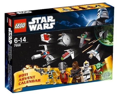 Lego Calendrier - LEGO Star Wars - 7958 - Jeu