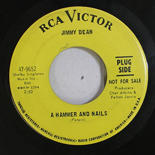 jimmy-dean-45-rpm-a-hammer-and-nails-i-taught-her-everything-she-knows