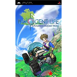 Innocent Life – A futuristic Harvest Moon
