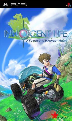 Innocent Life - A futuristic Harvest Moon (Psp Harvest)