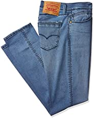 Levi's Men's 511 Slim Jeans, Color: 126 Med Indigo - Flat Finish, Siz