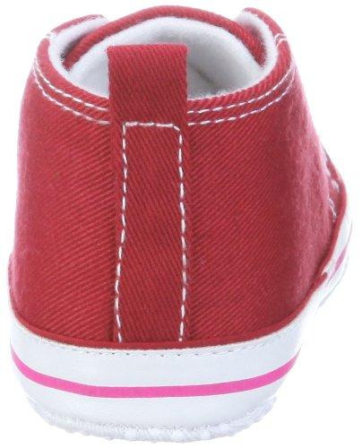 Playshoes Baby Turnschuhe, Sneaker 121535, Unisex-Kinder Sneaker, Blau (marine 11), EU 16 Rot (bordeaux 9)