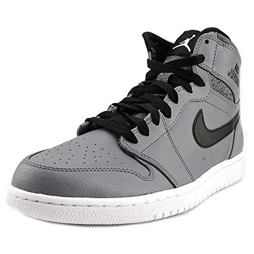 Nike - Air Jordan 1 Retro High, Scarpe sportive Uomo cool grey white black white 014