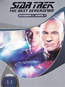 Star Trek - The next generationStagione01Volume01Episodi01-12 [Import anglais]