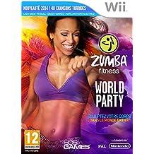 Zumba World Party + Ceinture [Importación Francesa]