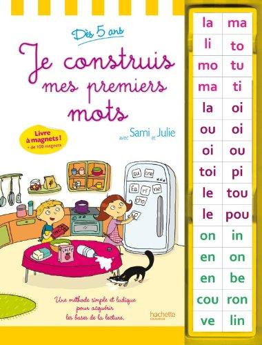 SAMI ET JULIE - Je construis mes premiers mots par Isabelle Lisle (de)