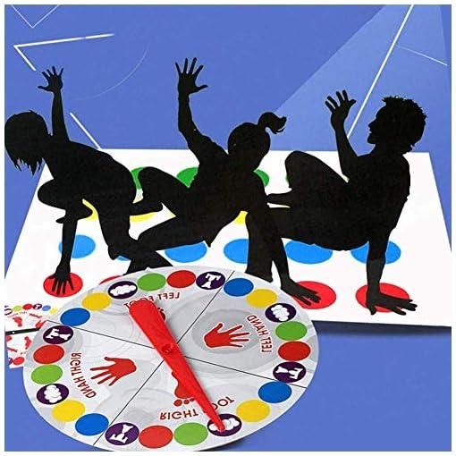 LOVEXIU-Teamspiel-Familiespel-Balance-Floor-Spiel-Pad-Mat-Partyspel-Grappige-Behendigheidsspellen