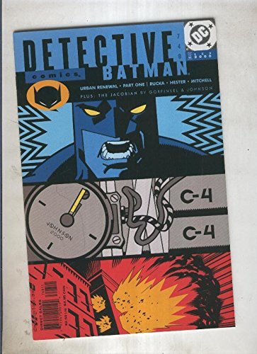 Batman detective:748