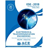 ESE 2018 UPSC Prelims Electronics & Telecommunications Engineering Objective Volume 1
