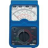 Multimètre analogique Metrix MX1 protégé contre les projections d'eau (IP65) CAT II 1000 V, CAT III 600 V