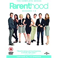 Parenthood - Complete Season 1-6